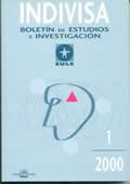 Indivisa, Boletín de Estudios e Investigación